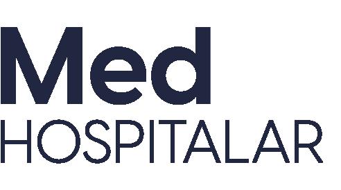 Marca Medka Hospitalar Branca